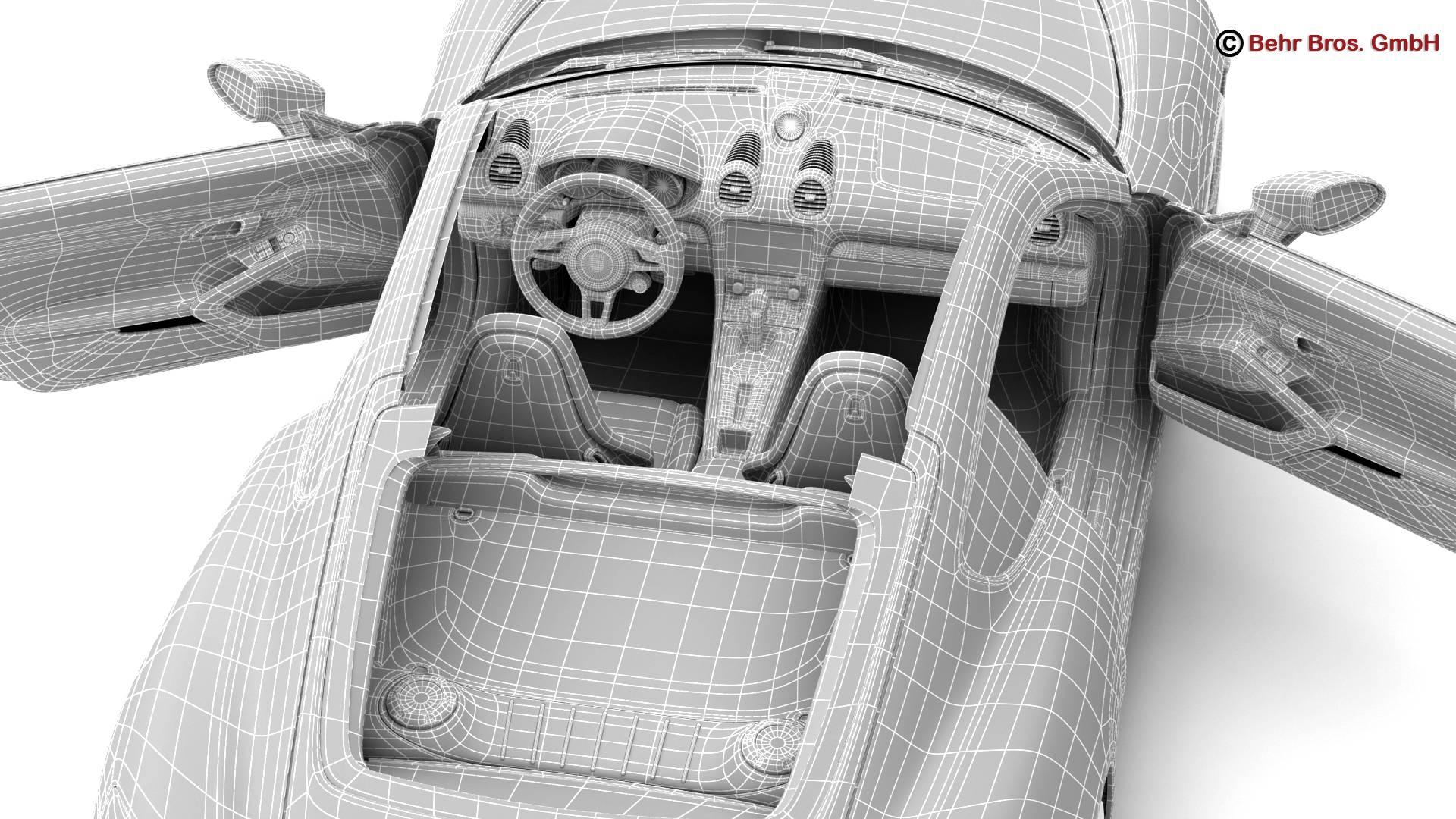 porsche 718 cayman 2017 3d model 3ds max fbx c4d lwo ma mb obj 220097