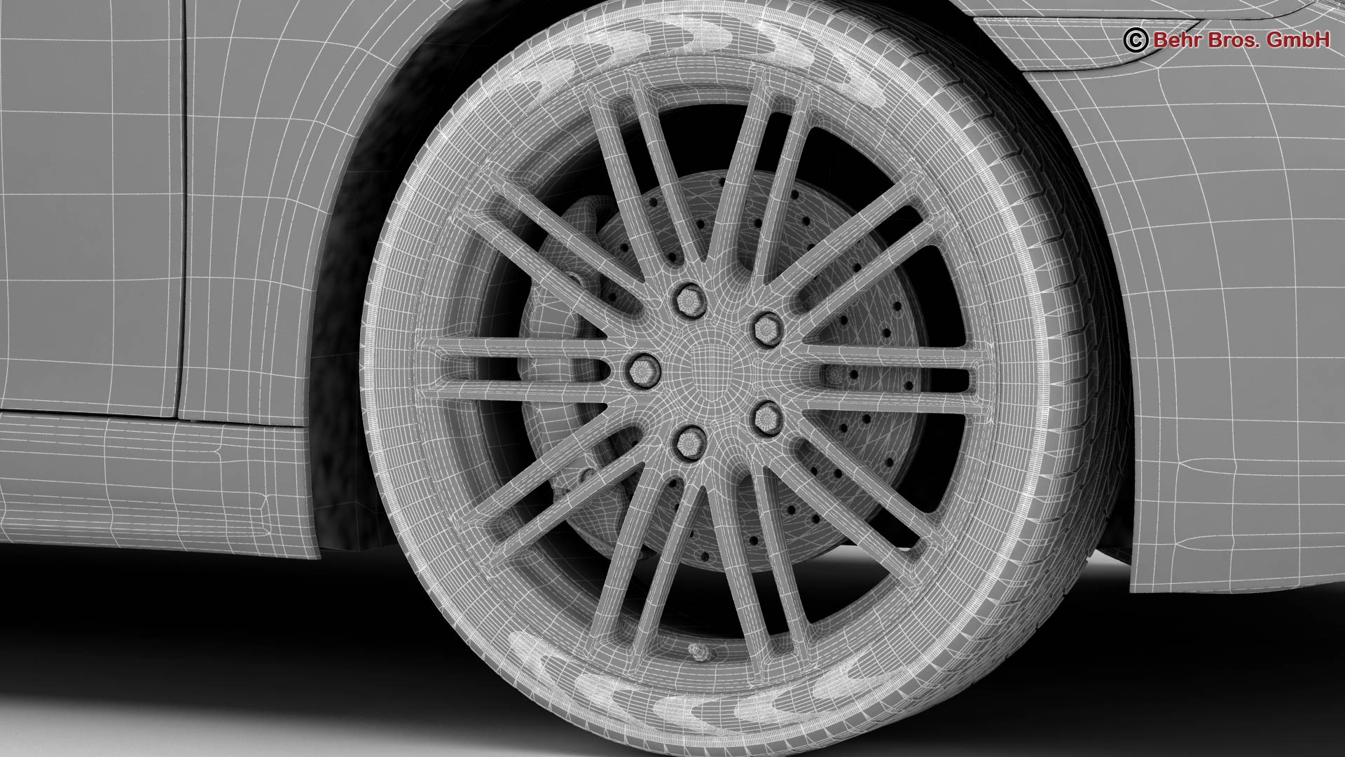 porsche 718 cayman s 2017 3d model 3ds max fbx c4d lwo ma mb obj 220125