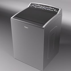 Whirlpool Smart Cabrio washer 3d model 0