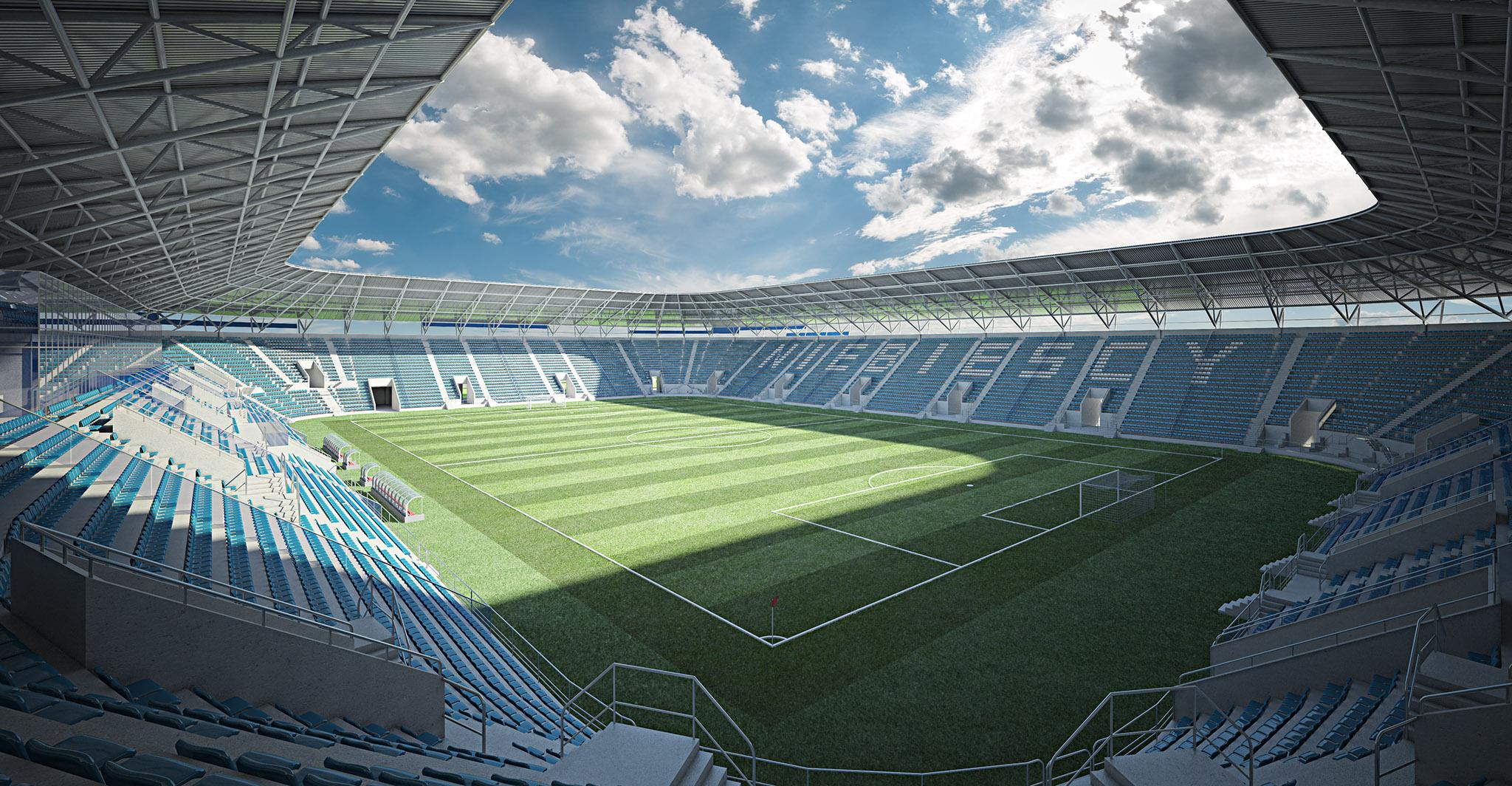 european soccer stadium 3d model 3ds max dxf dwg fbx c4d dae ma mb 3dm  obj 220265