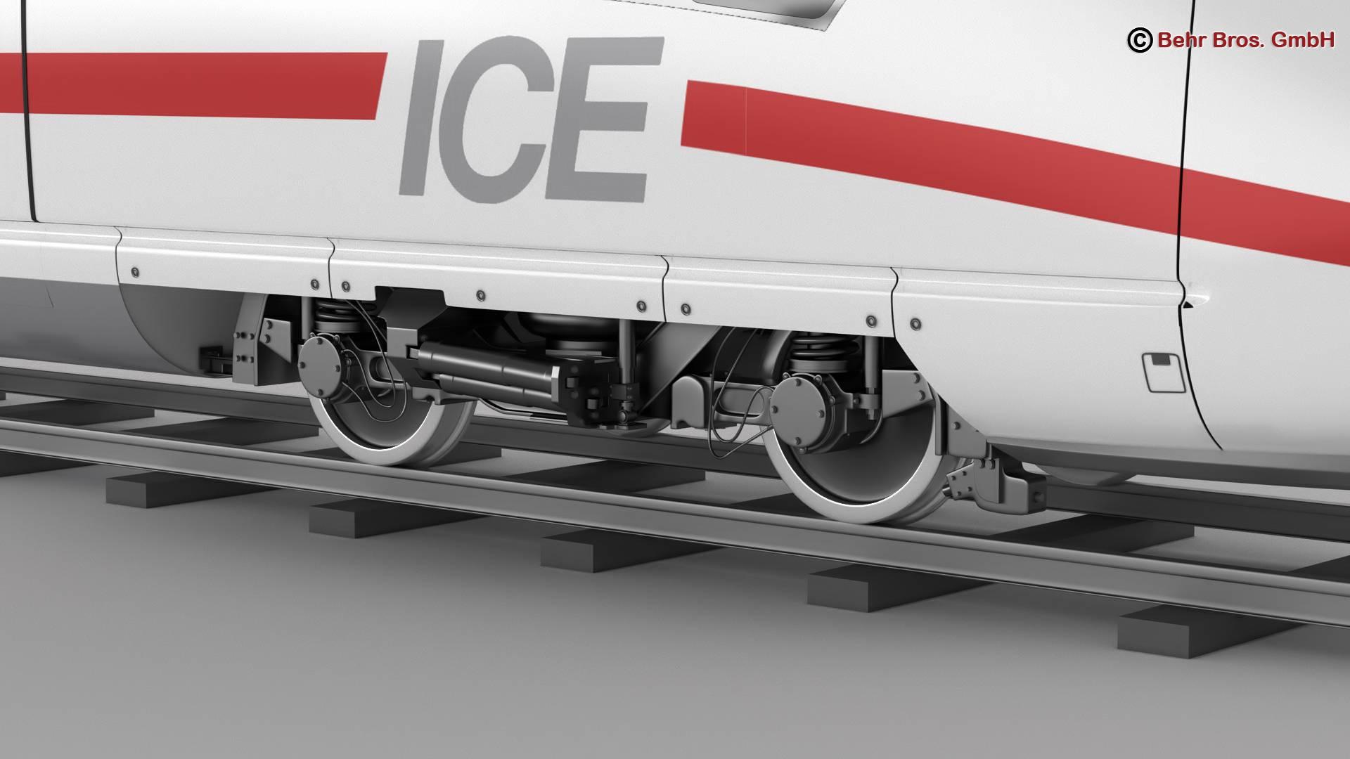 ice 3 br407 3d model 3ds max fbx c4d lwo ma mb obj 220306