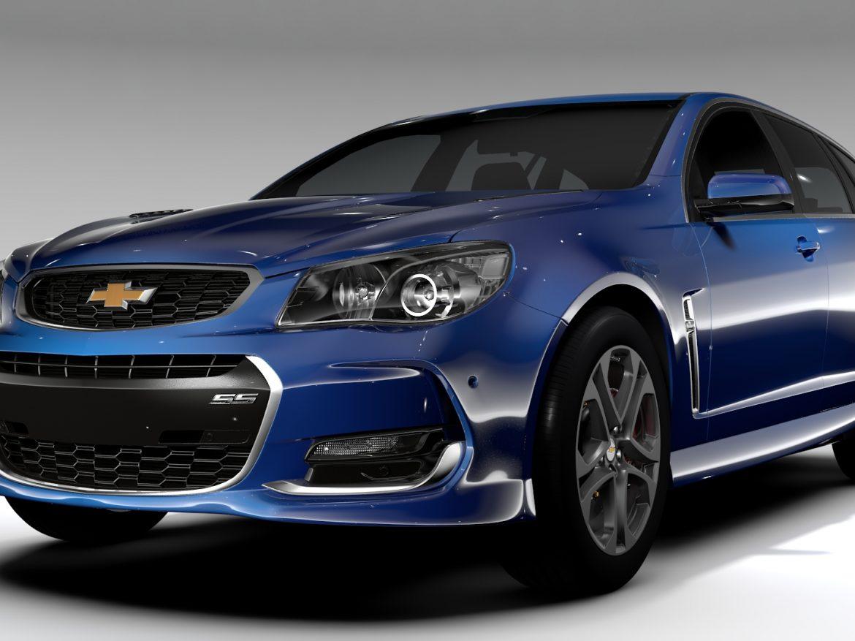 Chevrolet SS 2017 Tourer ( 684.66KB jpg by CREATOR_3D )