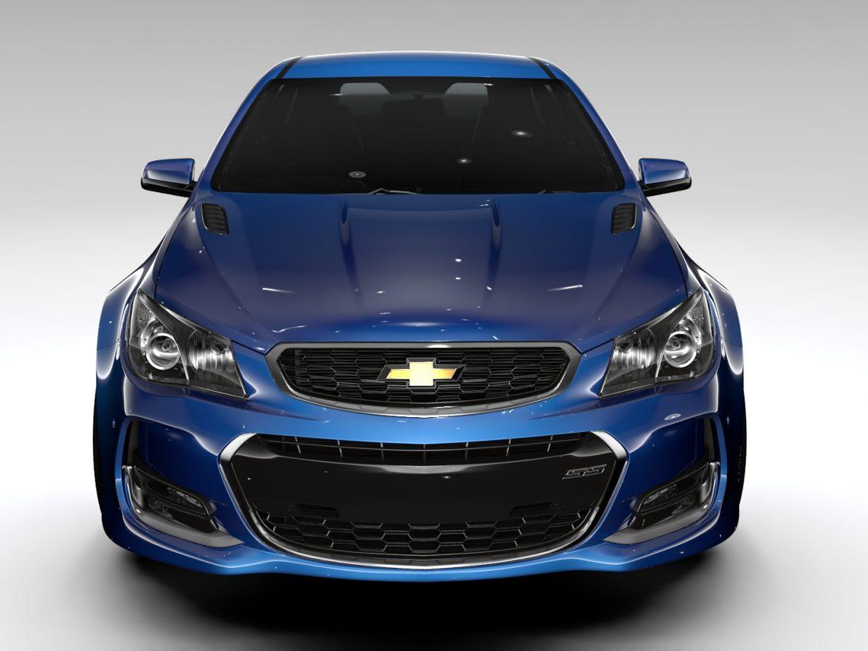 Chevrolet SS 2017 Tourer ( 589.67KB jpg by CREATOR_3D )
