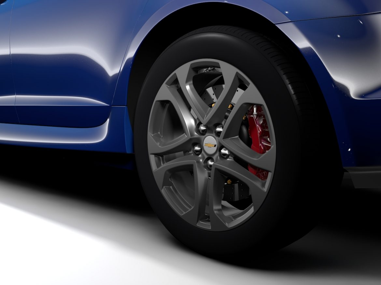 Chevrolet SS 2017 Tourer ( 533.64KB jpg by CREATOR_3D )