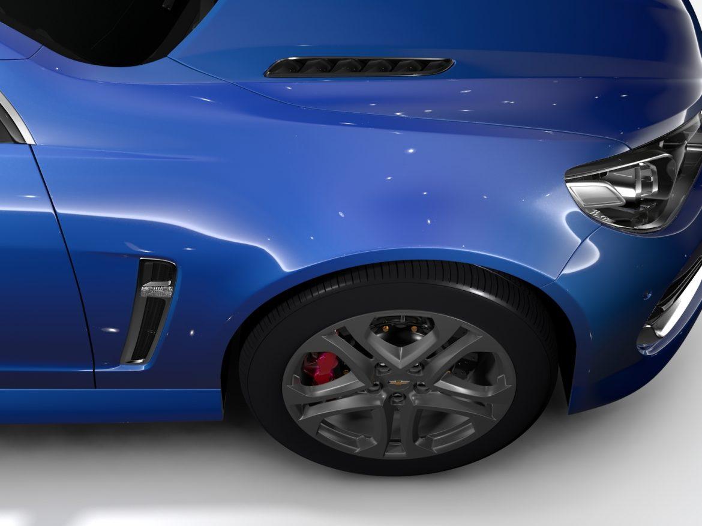 Chevrolet SS 2017 Tourer ( 694.37KB jpg by CREATOR_3D )