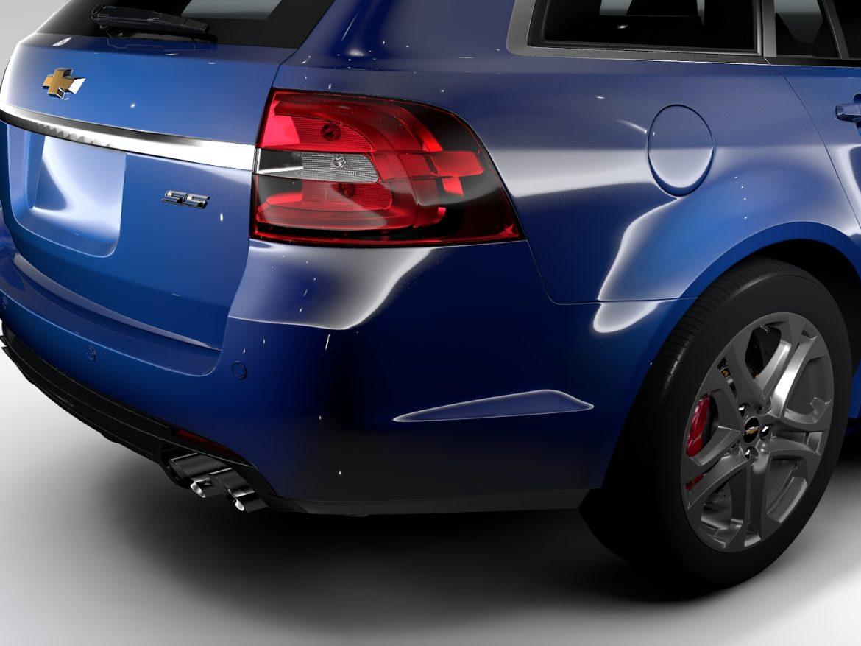 Chevrolet SS 2017 Tourer ( 705.81KB jpg by CREATOR_3D )