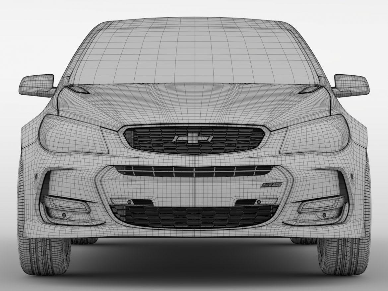 Chevrolet SS 2017 Tourer ( 704.85KB jpg by CREATOR_3D )