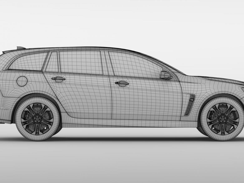 Chevrolet SS 2017 Tourer ( 577.22KB jpg by CREATOR_3D )