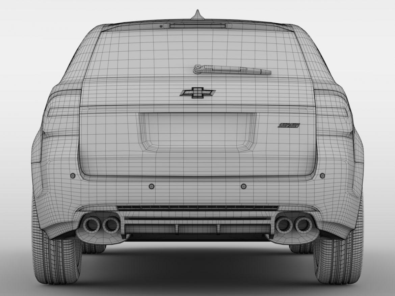 Chevrolet SS 2017 Tourer ( 541.02KB jpg by CREATOR_3D )