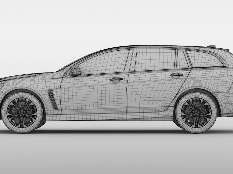 Chevrolet SS 2017 Tourer ( 562.11KB jpg by CREATOR_3D )