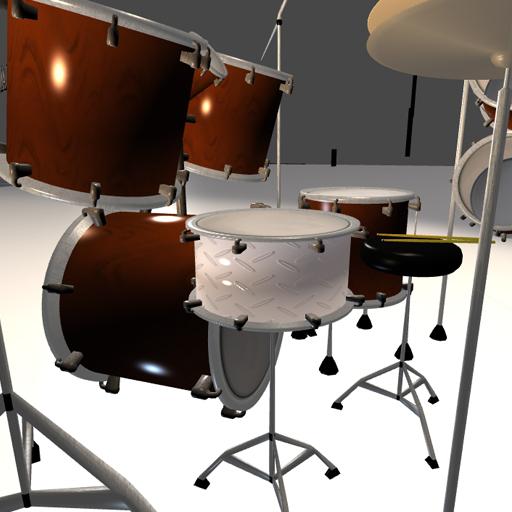 Drum For Games ( 159.21KB jpg by FriedrichNjord )