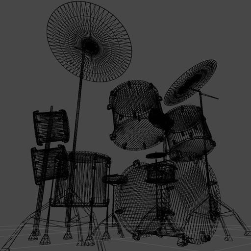 Drum For Games ( 140.75KB jpg by FriedrichNjord )