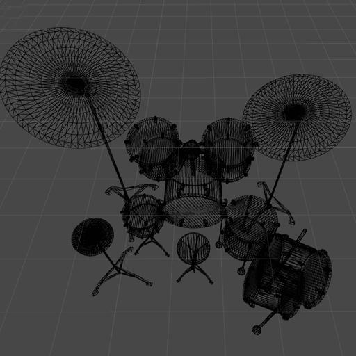 Drum For Games ( 133.32KB jpg by FriedrichNjord )