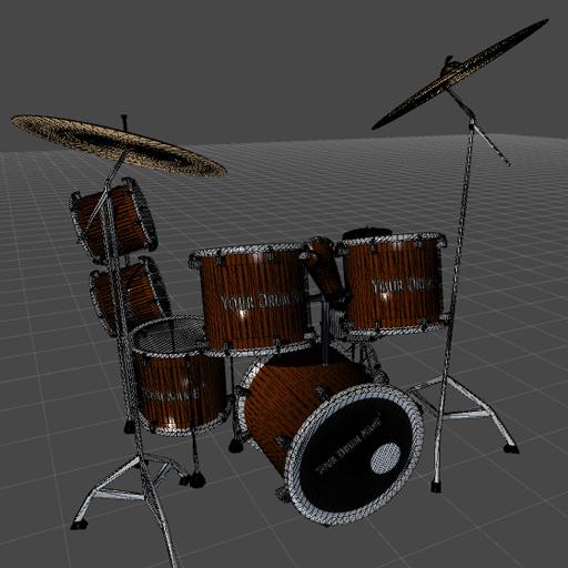 Drum For Games ( 175.84KB jpg by FriedrichNjord )
