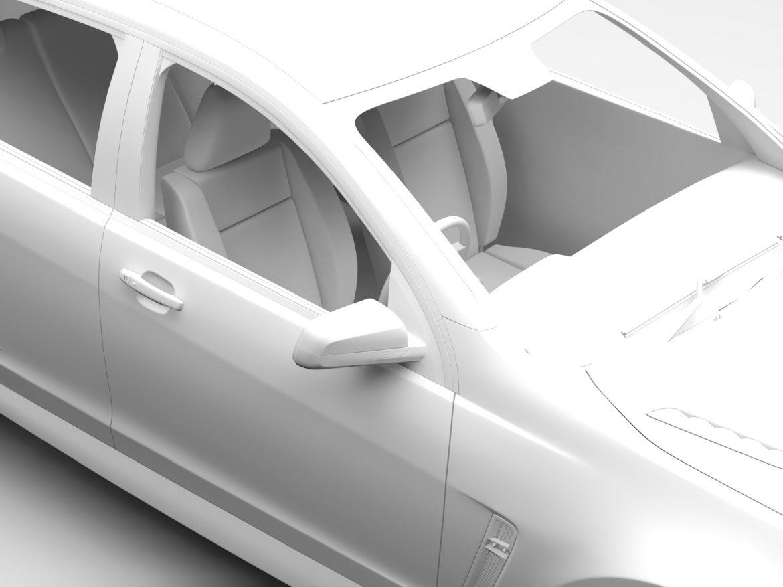 Holden Commodore SS V Redline Sportwagon VF Series ( 408.99KB jpg by CREATOR_3D )