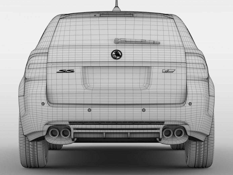 Holden Commodore SS V Redline Sportwagon VF Series ( 555.02KB jpg by CREATOR_3D )