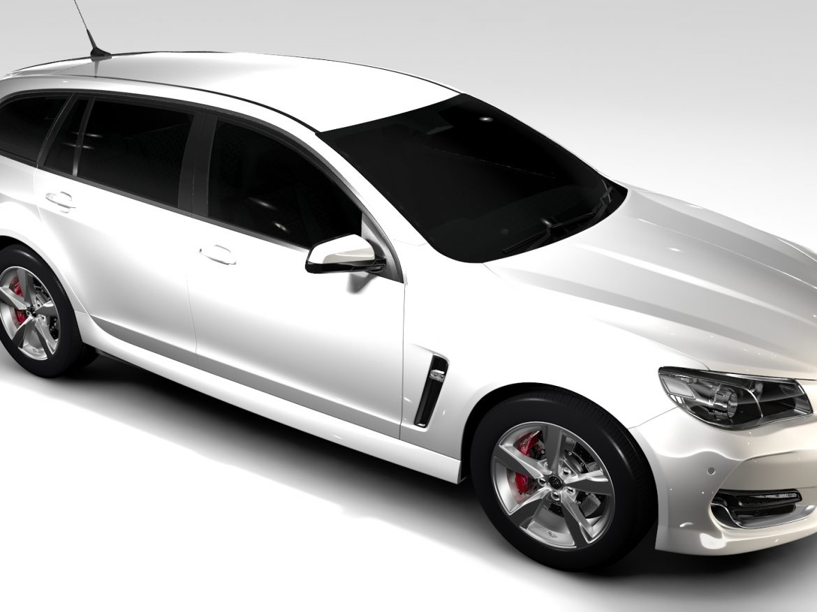 Holden Commodore SV6 Sportwagon VF Series II 2016 ( 528.45KB jpg by CREATOR_3D )