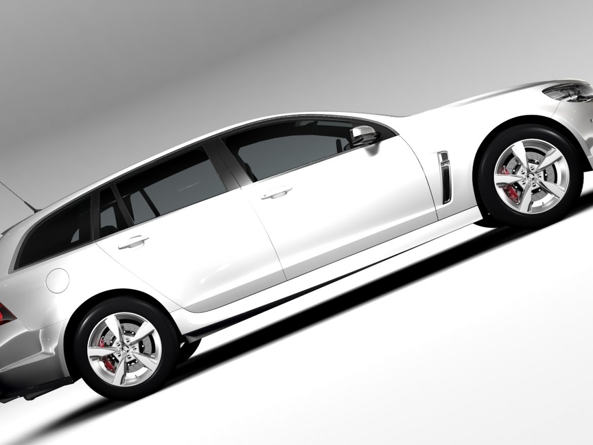 Holden Commodore SV6 Sportwagon VF Series II 2016 ( 425.46KB jpg by CREATOR_3D )