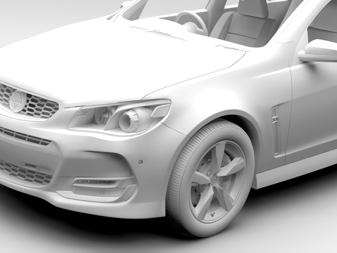 Holden Commodore SV6 Sportwagon VF Series II 2016 ( 484.96KB jpg by CREATOR_3D )
