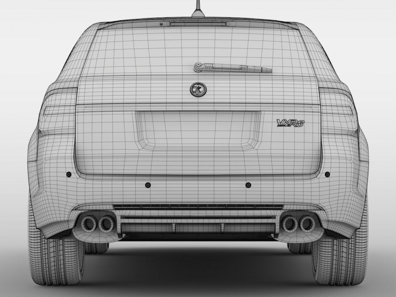 Vauxhall VXR8 Tourer 2017 ( 562.69KB jpg by CREATOR_3D )