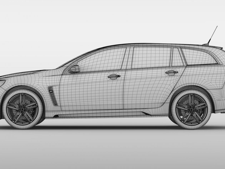 Vauxhall VXR8 Tourer 2017 ( 585.63KB jpg by CREATOR_3D )