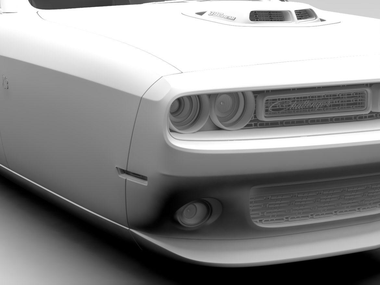 Dodge Challenger 392 Shaker (LC) 2016 Flying ( 439.28KB jpg by CREATOR_3D )