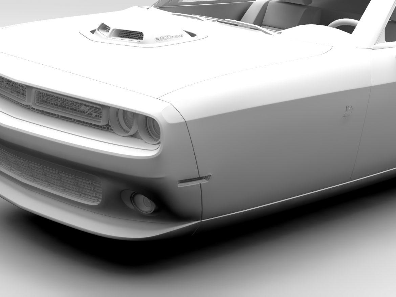 Dodge Challenger 392 Shaker (LC) 2016 Flying ( 422.08KB jpg by CREATOR_3D )