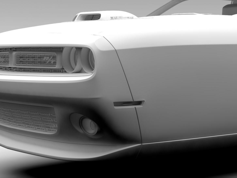 Dodge Challenger 392 Shaker (LC) 2016 Flying ( 372.21KB jpg by CREATOR_3D )