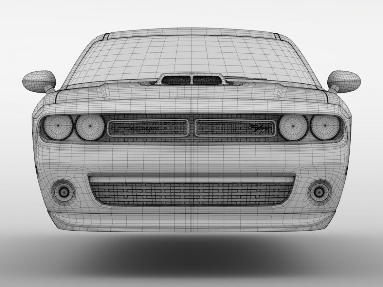 Dodge Challenger 392 Shaker (LC) 2016 Flying ( 571.95KB jpg by CREATOR_3D )