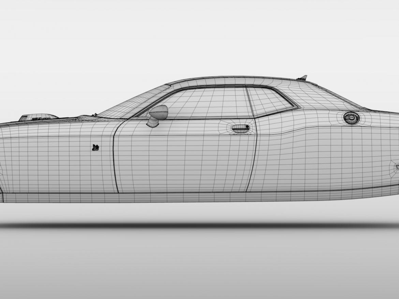 Dodge Challenger 392 Shaker (LC) 2016 Flying ( 403.95KB jpg by CREATOR_3D )