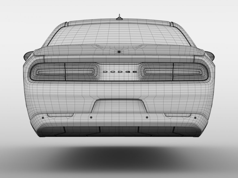 Dodge Challenger 392 Shaker (LC) 2016 Flying ( 469.26KB jpg by CREATOR_3D )