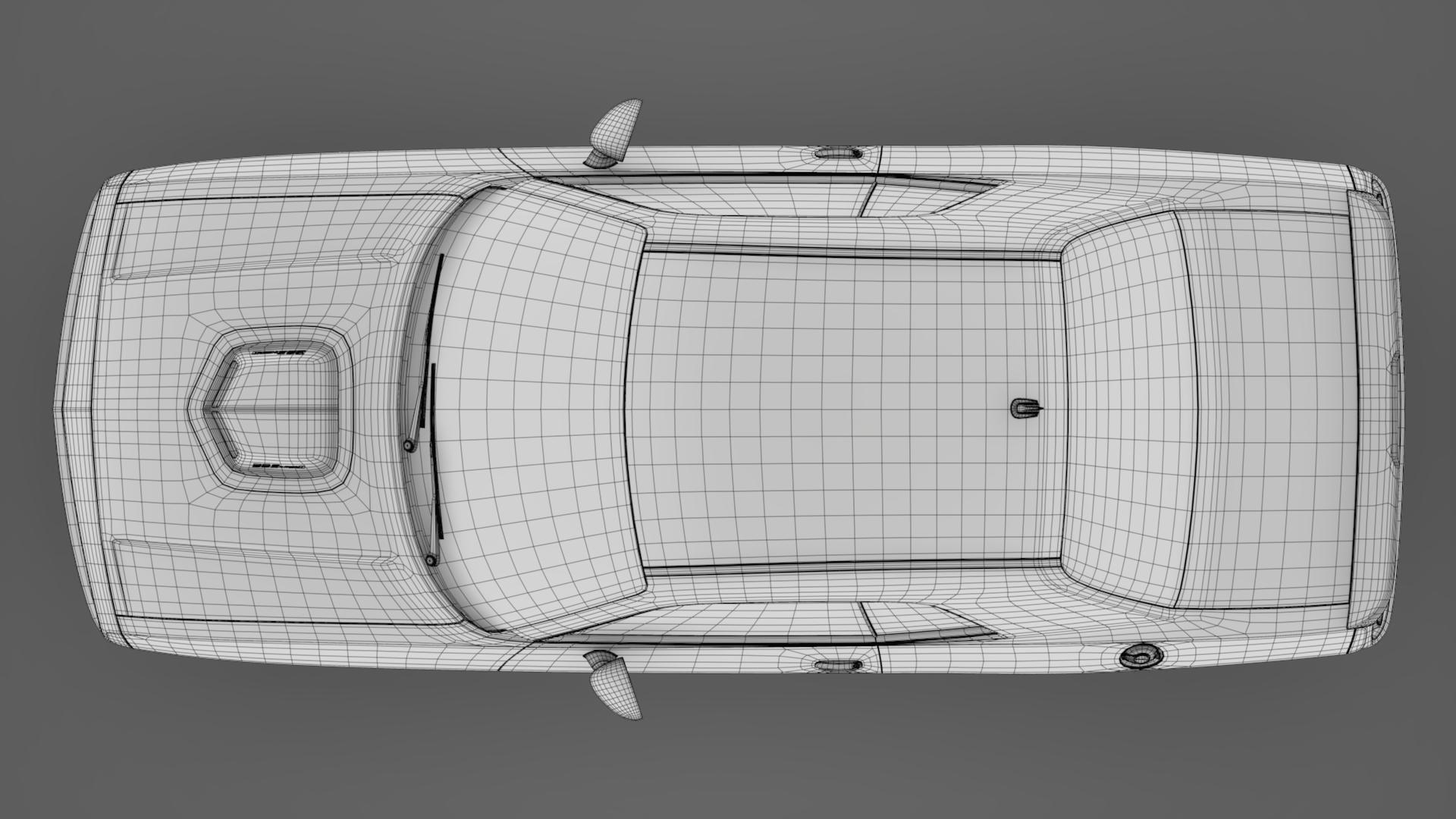 Dodge Challenger 392 shaker (lc) 2016 yn hedfan model 3d 3ds max fbx c4d ar gyfer yr hrc xsi obj 220619