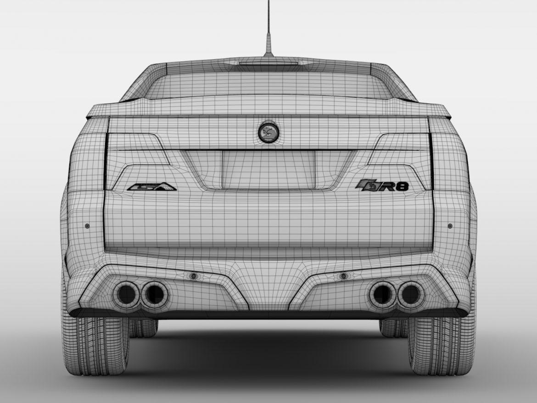 HSV Maloo R8 GEN F2 2016 ( 554.63KB jpg by CREATOR_3D )
