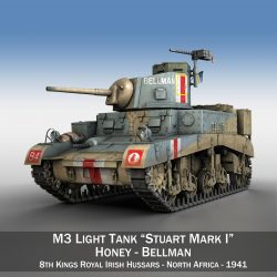 M3 Light Tank Honey - Bellman ( 324.04KB jpg by Panaristi )