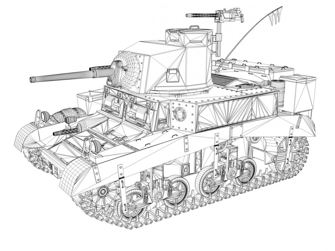 M3 Light Tank Honey - Bellman ( 334.63KB jpg by Panaristi )