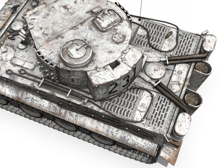 Panzer VI - Tiger - 231 - Early Production ( 530.37KB jpg by Panaristi )