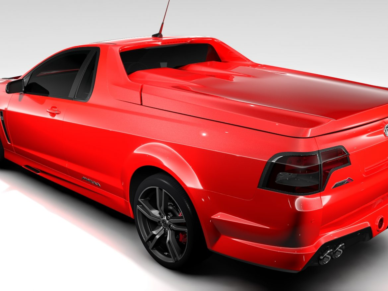 Vauxhall VXR8 Maloo 2016 ( 754.68KB jpg by CREATOR_3D )