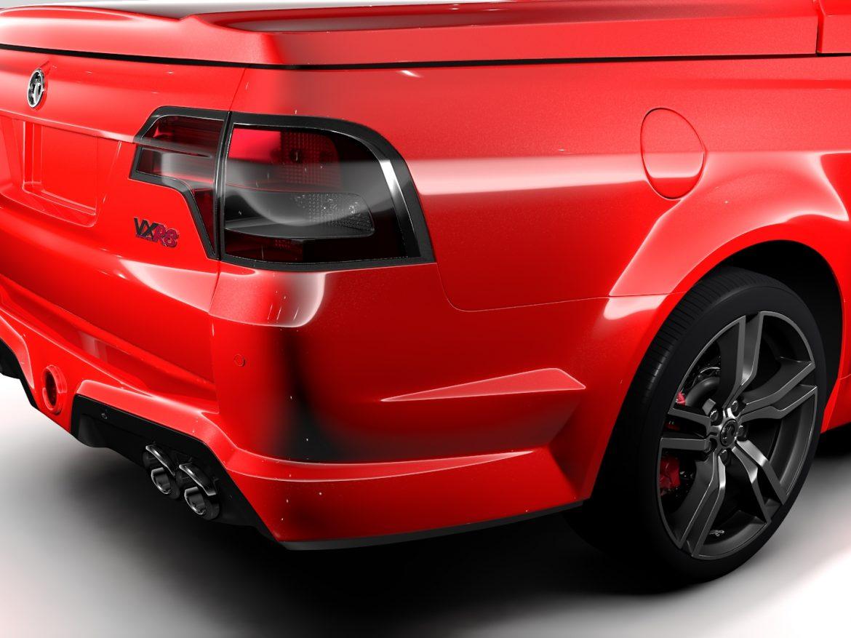 Vauxhall VXR8 Maloo 2016 ( 885.26KB jpg by CREATOR_3D )