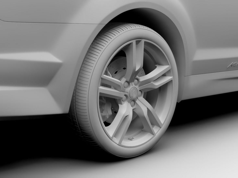 Vauxhall VXR8 Maloo 2016 ( 354.89KB jpg by CREATOR_3D )
