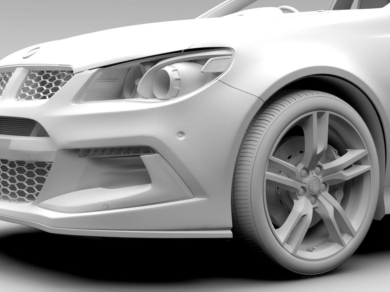 Vauxhall VXR8 Maloo 2016 ( 498.94KB jpg by CREATOR_3D )