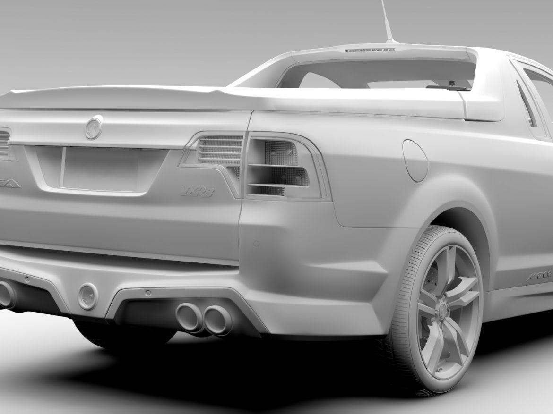 Vauxhall VXR8 Maloo 2016 ( 426.39KB jpg by CREATOR_3D )