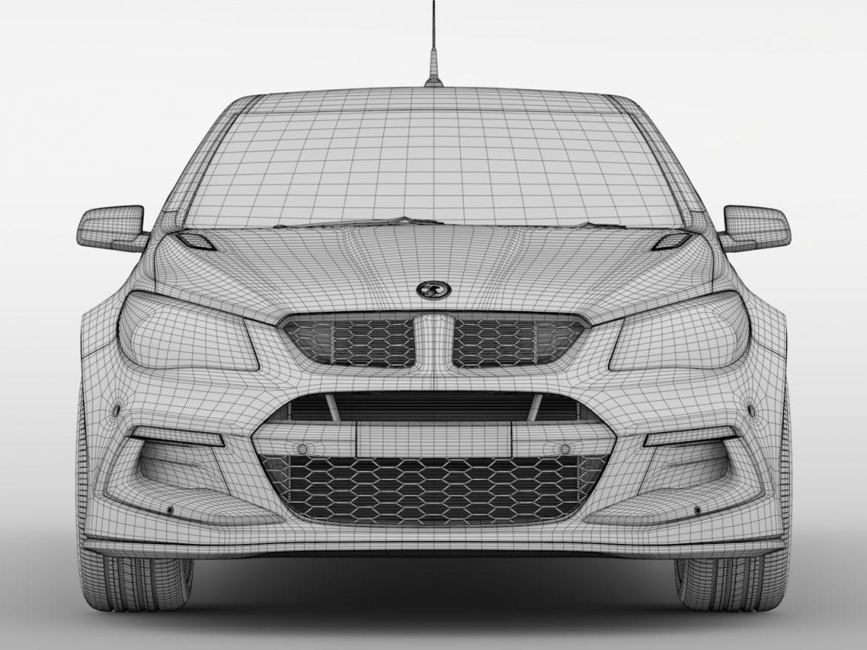 Vauxhall VXR8 Maloo 2016 ( 674.36KB jpg by CREATOR_3D )