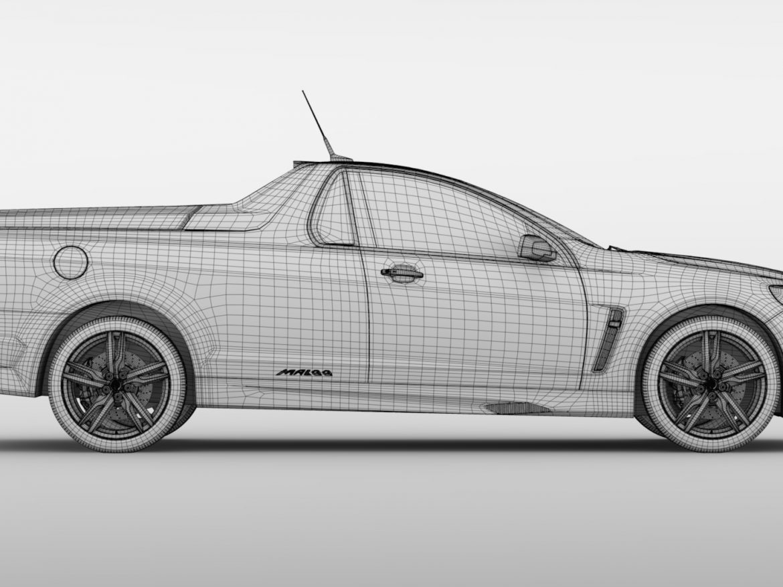 Vauxhall VXR8 Maloo 2016 ( 570.54KB jpg by CREATOR_3D )