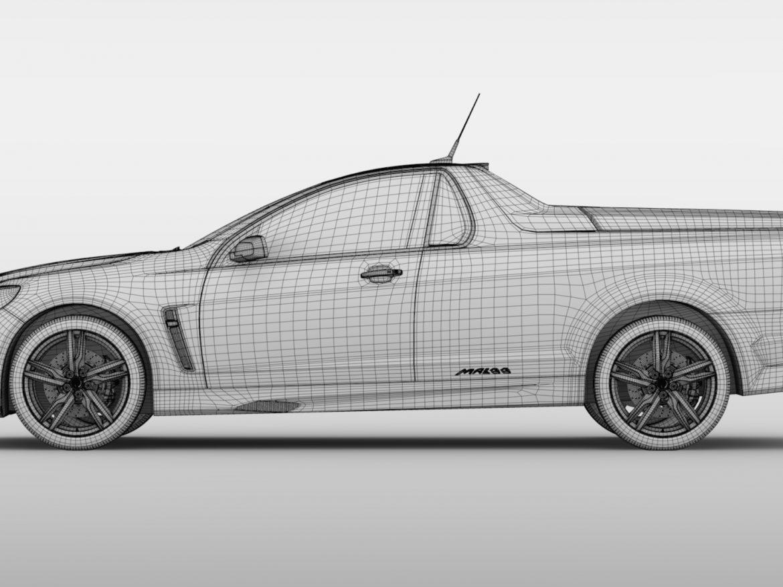 Vauxhall VXR8 Maloo 2016 ( 556.18KB jpg by CREATOR_3D )