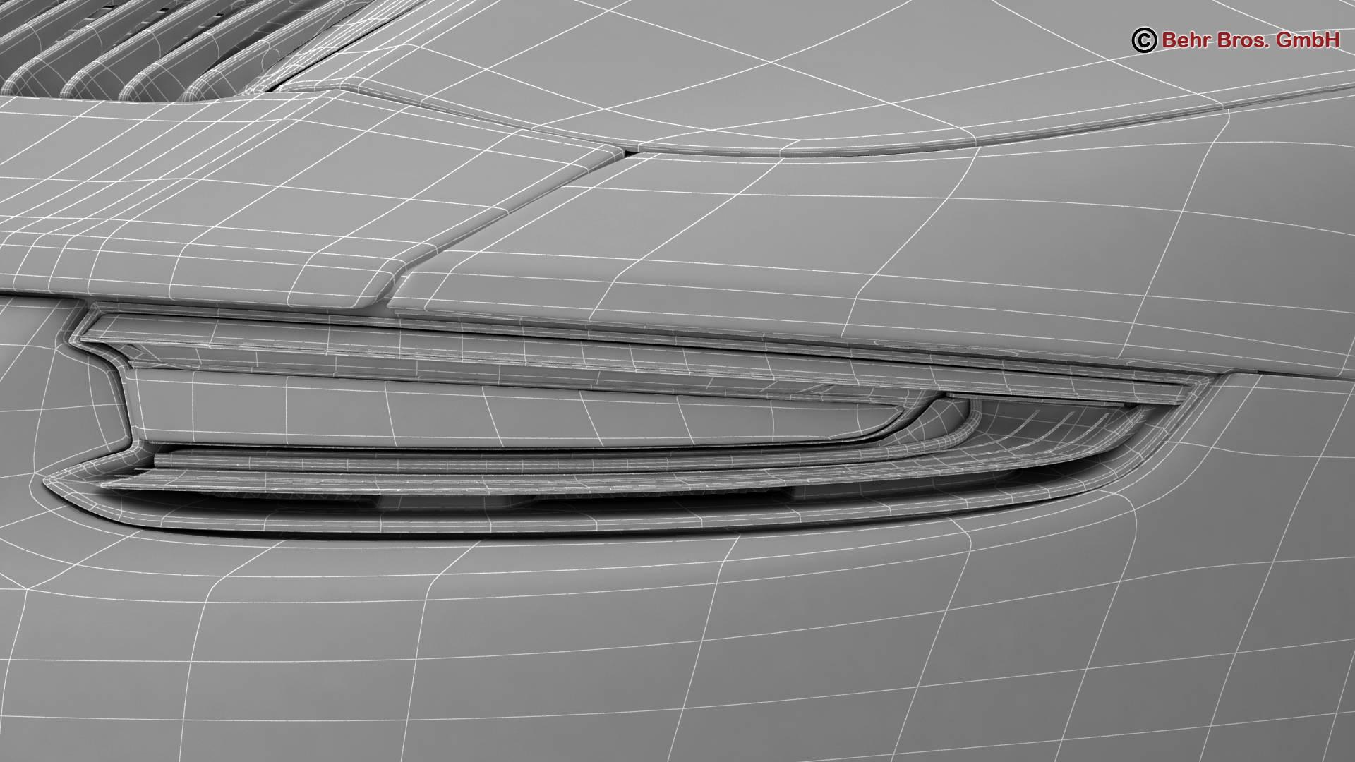 porsche 911 carrera cabriolet 2017 3d model 3ds max fbx c4d lwo ma mb obj 220815