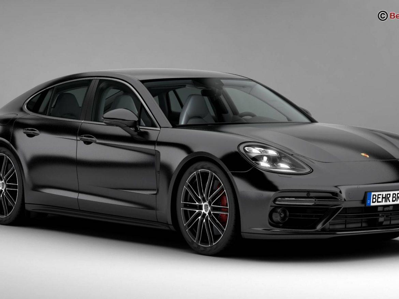 Porsche Panamera Turbo 2017 ( 128.14KB jpg by Behr_Bros. )