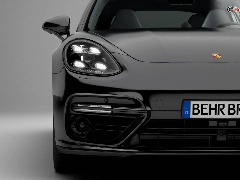 Porsche Panamera Turbo 2017 ( 111.56KB jpg by Behr_Bros. )