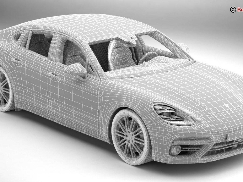 Porsche Panamera Turbo 2017 ( 267.28KB jpg by Behr_Bros. )