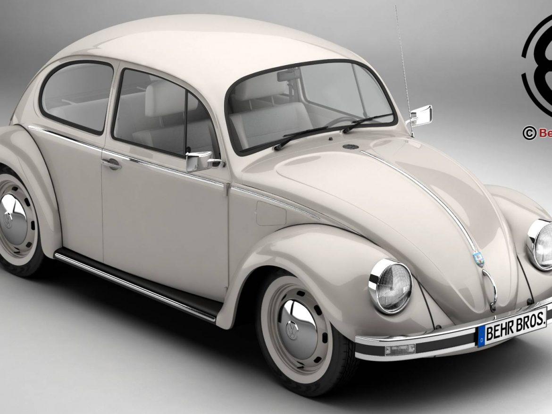 Volkswagen Beetle 2003 Ultima Edicion ( 145.61KB jpg by Behr_Bros. )