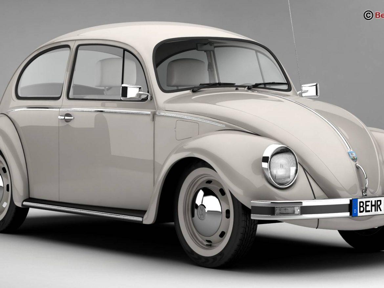 Volkswagen Beetle 2003 Ultima Edicion ( 143.47KB jpg by Behr_Bros. )